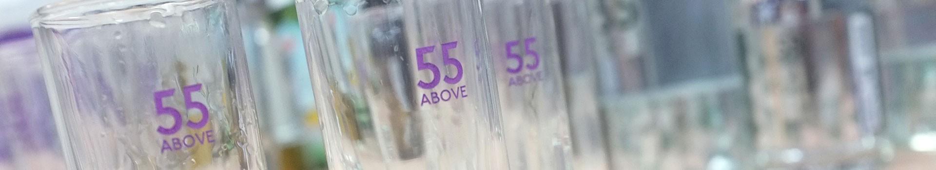 55 above vodka